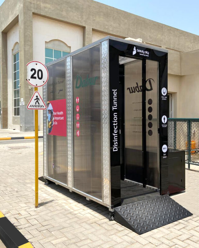 Dabur joins UAE's fight against Coronavirus
